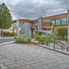 Santé Royale Hotel- & Gesundheitsresort Warmbad Wolkenstein парковка