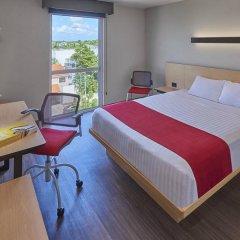 Отель City Express Mérida комната для гостей фото 5