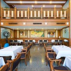 Отель Cholchan Pattaya Beach Resort питание
