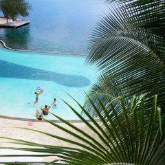 Отель Manava Suite Resort Пунаауиа бассейн фото 3