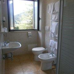 Отель Albergo Villa Riccio Итри ванная