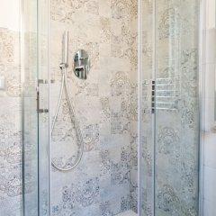 Отель FCO Luxury Apartments Италия, Фьюмичино - отзывы, цены и фото номеров - забронировать отель FCO Luxury Apartments онлайн ванная