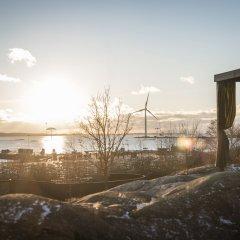 Отель Arken Hotel & Art Garden Spa Швеция, Гётеборг - отзывы, цены и фото номеров - забронировать отель Arken Hotel & Art Garden Spa онлайн пляж