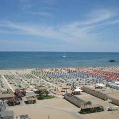 National Hotel пляж