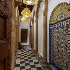 Отель Riad Zeina Марокко, Рабат - отзывы, цены и фото номеров - забронировать отель Riad Zeina онлайн интерьер отеля фото 2