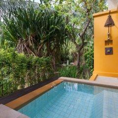 Отель Movenpick Resort & Spa Karon Beach Phuket Таиланд, Пхукет - 4 отзыва об отеле, цены и фото номеров - забронировать отель Movenpick Resort & Spa Karon Beach Phuket онлайн бассейн фото 2