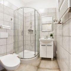 Отель Kramarska Lux - Friendly Apartments Польша, Познань - отзывы, цены и фото номеров - забронировать отель Kramarska Lux - Friendly Apartments онлайн ванная фото 2