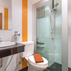 Отель Lada Krabi Express ванная
