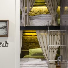 Siam Plug In The Gallery Hostel Бангкок сейф в номере