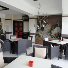Hotel Villa Las Margaritas Sucursal Caxa питание
