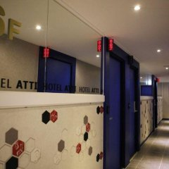 Hotel Atti интерьер отеля