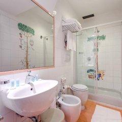 Tiziano Hotel Рим ванная