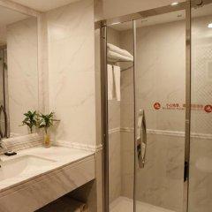 Отель Customs Hotel Китай, Гуанчжоу - отзывы, цены и фото номеров - забронировать отель Customs Hotel онлайн ванная фото 2
