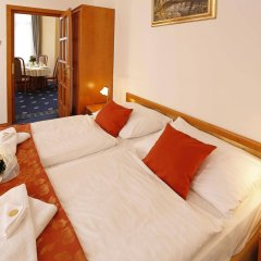 Hotel Smetana-Vyšehrad комната для гостей