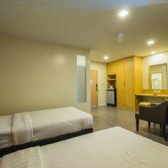 Отель Innara Hotel Таиланд, Паттайя - отзывы, цены и фото номеров - забронировать отель Innara Hotel онлайн комната для гостей