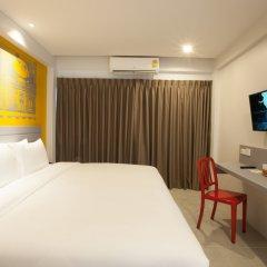 Отель Recenta Express Phuket Town Пхукет комната для гостей фото 2