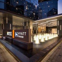 Отель Hyatt House Shanghai Hongqiao CBD Китай, Шанхай - отзывы, цены и фото номеров - забронировать отель Hyatt House Shanghai Hongqiao CBD онлайн городской автобус