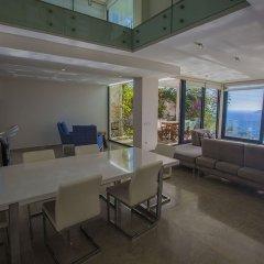 Villa Swan Турция, Калкан - отзывы, цены и фото номеров - забронировать отель Villa Swan онлайн балкон