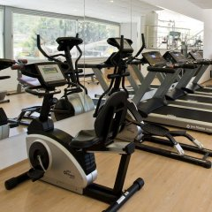 Rox Hotel фитнесс-зал