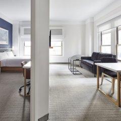 Radisson Hotel New York Wall Street комната для гостей фото 3