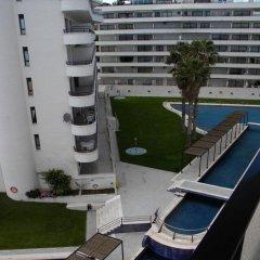 Отель Apartamentos Riviera Arysal балкон