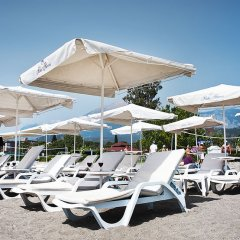 Pashas Princess Hotel - All Inclusive - Adult Only пляж