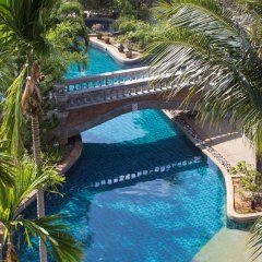 Отель Phuket Orchid Resort and Spa бассейн