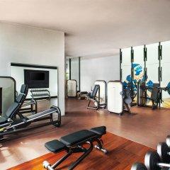 W Bangkok Hotel фитнесс-зал фото 2