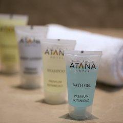 Atana Hotel ванная фото 2