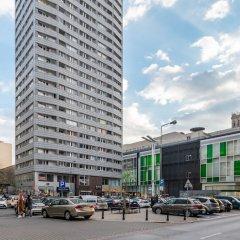 Отель Palm Aparts Warsaw Варшава фото 12