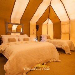 Отель Luxury Camp Chebbi Марокко, Мерзуга - отзывы, цены и фото номеров - забронировать отель Luxury Camp Chebbi онлайн комната для гостей