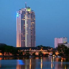 Отель Hilton Colombo Residence Шри-Ланка, Коломбо - отзывы, цены и фото номеров - забронировать отель Hilton Colombo Residence онлайн приотельная территория фото 2