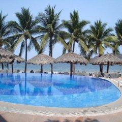 Hotel Villa Mexicana бассейн