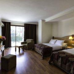 Grand Hotel Art Side комната для гостей
