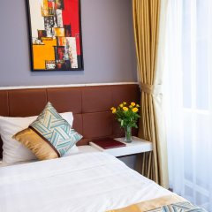 Lucky Hotel 69 Ханой комната для гостей