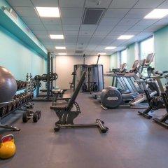 Отель Thon Orion Берген фитнесс-зал фото 2