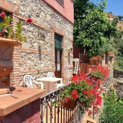 Отель B&B Villa Vittoria Италия, Джардини Наксос - отзывы, цены и фото номеров - забронировать отель B&B Villa Vittoria онлайн балкон