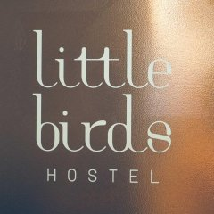 Little Birds Hostel Omihachiman Омихатиман сауна