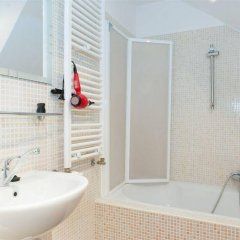 Отель Nancy Бельгия, Брюссель - отзывы, цены и фото номеров - забронировать отель Nancy онлайн ванная фото 2