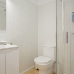 Апартаменты Liiiving - Miguel Bombarda Apartment ванная фото 2