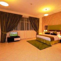 Al Waleed Palace Hotel Apartments-Al Barsha комната для гостей фото 4