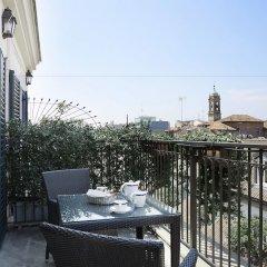 Отель Manzoni Италия, Милан - 11 отзывов об отеле, цены и фото номеров - забронировать отель Manzoni онлайн балкон