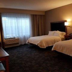 Отель Hampton Inn & Suites Newburgh Stewart Airport Ny Ньюберг удобства в номере