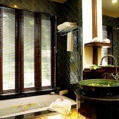 Отель Diamond Cottage Resort & Spa ванная фото 2