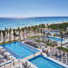 Отель Riu Palace Riviera Maya Плая-дель-Кармен балкон