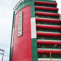 Отель Eurotel Makati Филиппины, Макати - отзывы, цены и фото номеров - забронировать отель Eurotel Makati онлайн вид на фасад