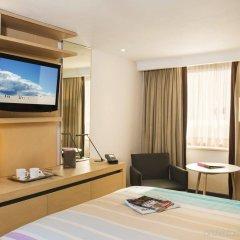 Отель Galeria Plaza Reforma Мехико комната для гостей фото 2