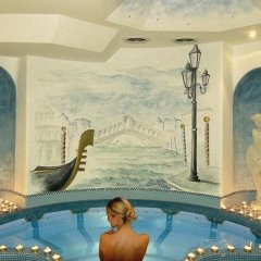Hotel Funggashof Натурно бассейн