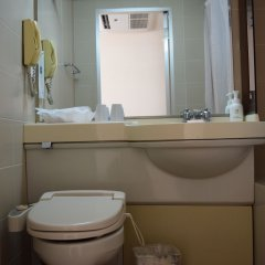 Asakusa Central Hotel ванная