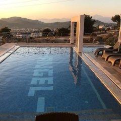 Villa Sunset Турция, Олудениз - отзывы, цены и фото номеров - забронировать отель Villa Sunset онлайн бассейн